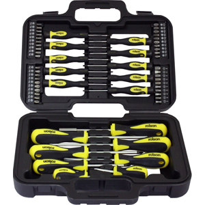 58pc Screwdriver Set