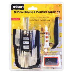 30 in 1 Bike Repair Kit