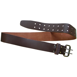 "2"" LEATHER WORK BELT"