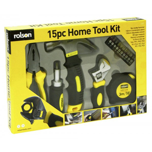 15pc Home Tool Kit