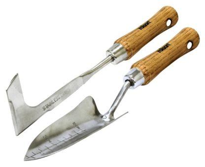 2pc Knife Weeder & Transplanter