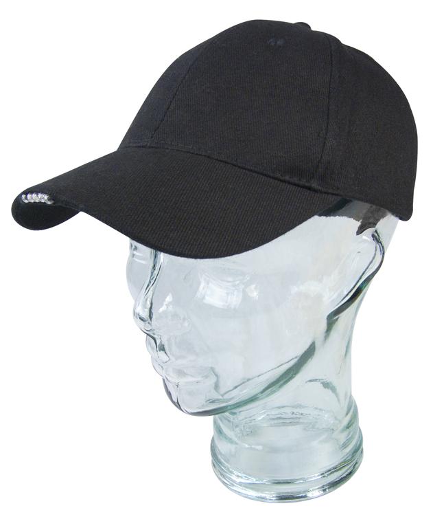 49b577889 Baseball Cap with 5 LED Lights