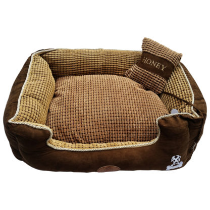 3PC DOG / PET BED