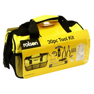 30pc Tool Kit with Bag
