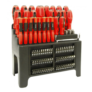 100pc Screwdriver Set