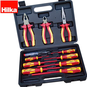 11 piece VDE Screwdriver & Plier Set