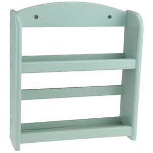 2-Tier Spice Rack - Mint