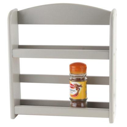 2-Tier Spice Rack - Grey
