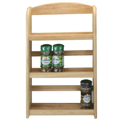 3-Tier Spice Rack - Natural