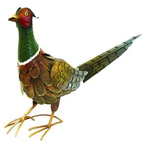 Pheasant Garden Ornament