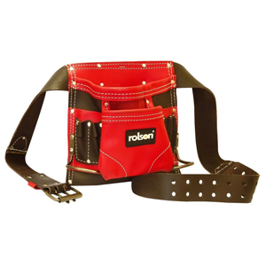 Classic 8 Pocket Leather Tool Belt