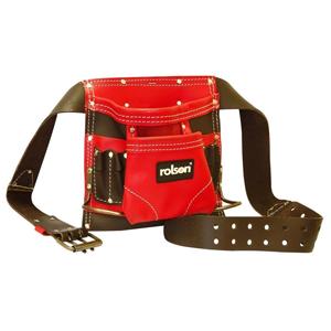 Classic 8 Pocket Leather Tool Belt